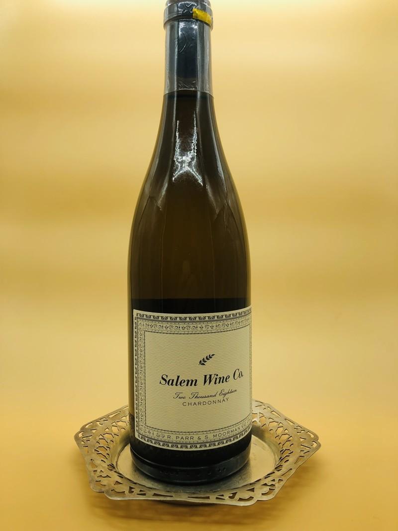 Salem Wine Co. Chardonnay Oregon 2018