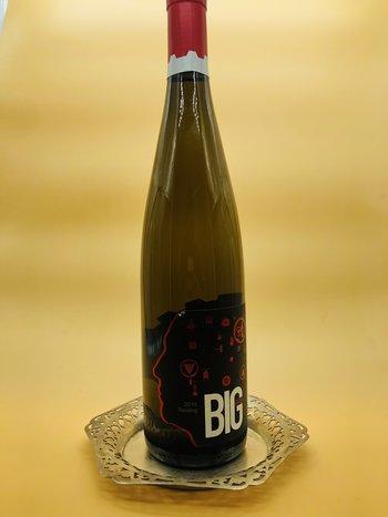 Big Head Wines Riesling 'Hunter Farms Vineyard' Niagara 2015