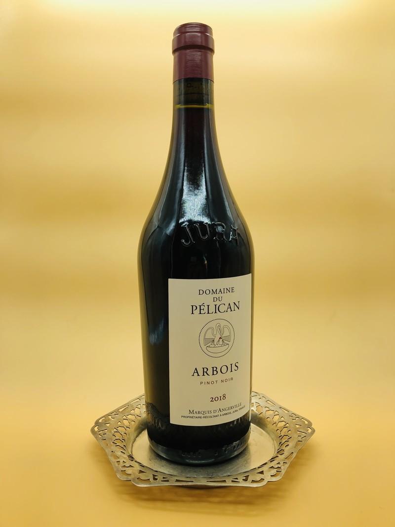 Domaine du Pelican Pinot Noir Arbois 2018