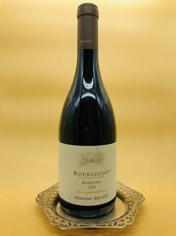 Domaine Arlaud Bougogne Rouge 'Roncevie' 2018