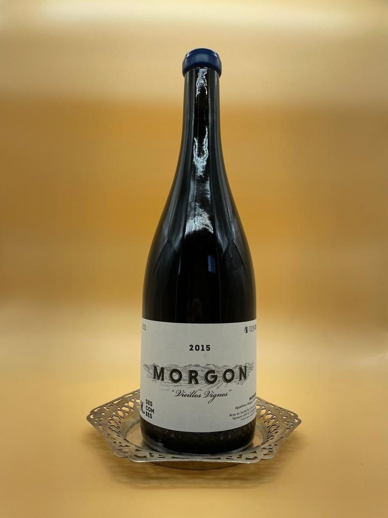K. Descombes Morgon 'Vieilles Vignes' Beaujolais 2015