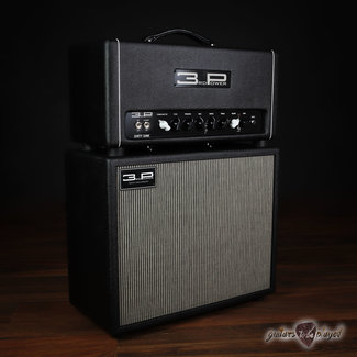 3rd Power 3rd Power Dirty Sink 25W Hand-Wired Amp Head w/ Footswitch & Compact 112 Cab