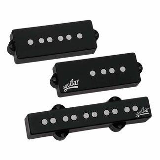 Aguilar Aguilar AG 5P/J-HC 5-String Hum-Canceling P/J Bass Pickups (5PJ-HC)