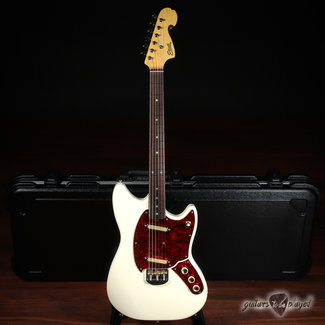 Elliott Elliott James Duke 357 Hardtail Electric Guitar – Vanilla Shake