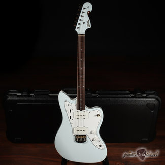 Elliott Elliott Peter Stroud Tonemaster Hardtail Electric Guitar – Sonic Blue