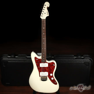 Elliott Elliott Peter Stroud Tonemaster Hardtail Electric Guitar – Vanilla Shake