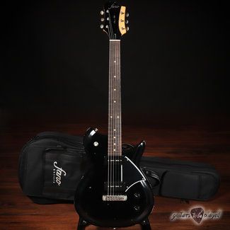 Fano Fano RB6 Oltre P-90 Electric Guitar w/ Gigbag – Bull Black