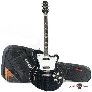 Kauer Kauer Super Chief Lollar Charlie Christian Semi-Hollow Guitar – Starry Night