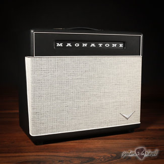 "Magnatone Magnatone M-112 Master Collection 1x12"" Super Fifteen Speaker Cabinet w/ Cover"