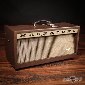 Magnatone Magnatone Twilighter 22W Reverb/Vibrato Tube Head w/ Footswitch & Cover