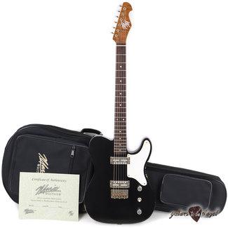 Mario Guitars Mario Martin El Chupacabra T-Style Guitar w/ Mojotone Silver Foils - 4lb 12oz