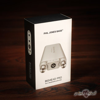 Phil Jones Phil Jones Bass Bighead Pro (HA-2) Headphone Amplifier & USB Audio Interface