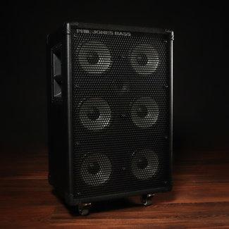 "Phil Jones Phil Jones Bass CAB-67 6x7"" 500W 8-ohm Speaker Cabinet w/ Cover"