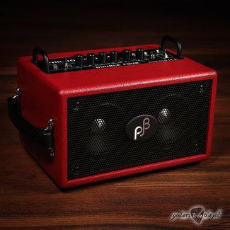 "Phil Jones Phil Jones Bass Double Four (BG-75) 2x4"" 70W Miniature Bass Combo Amp – Red"
