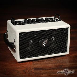 "Phil Jones Phil Jones Bass Double Four (BG-75) 2x4"" 70W Miniature Bass Combo Amp – White"