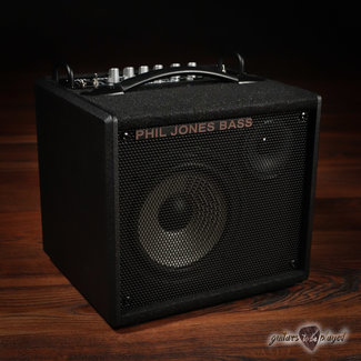 "Phil Jones Phil Jones Bass MICRO 7 (M-7) 1x7"" 50W Super Compact Bass Combo Amp"