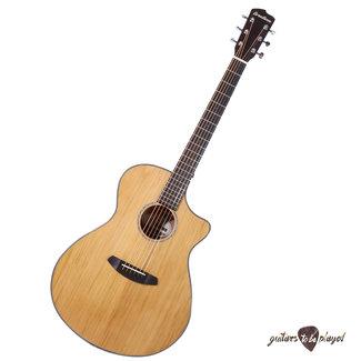 Breedlove Breedlove Pursuit Concerto CE Red Cedar – Mahogany Acoustic/Electric Guitar