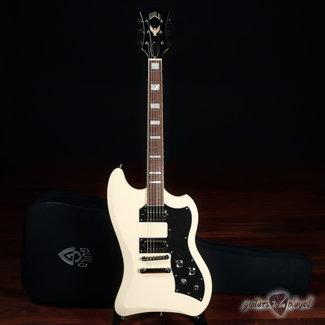 Guild Guild T‑Bird ST Newark St. Electric Guitar w/ Gigbag – Vintage White