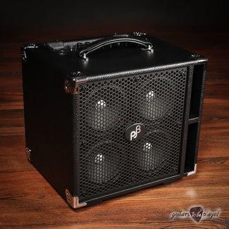"Phil Jones Phil Jones Bass BG-400 Suitcase Compact 4x5"" 300W Combo Amp w/ Cover - Black"