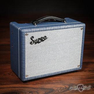 """Supro Supro 1605RJ '64 Reverb 5-Watt 1x8"""" Tube Combo Amp w/ Jensen Speaker"""