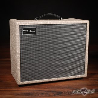 """3rd Power 3rd Power Clean Sink 20W Hand-Wired 1x12"""" Combo Amp – Vox Fawn Tolex"""