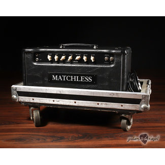 Matchless Matchless Chieftain 40W Amp Head w/ Road Case - Black