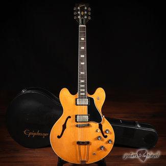 Gibson 1979 Gibson ES-335 TD w/ Seymour Duncan Antiquities (Kalamazoo, MI) - Natural