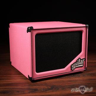 Aguilar Aguilar SL 112 LTD ED Breast Cancer Awareness 250W, 8 ohm Bass Cab – Hot Pink