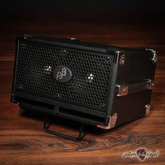 "Phil Jones Phil Jones Bass BG-110 Bass Cub II 2x5"" 110W Shoebox Combo Amp w/ Cover - Black"