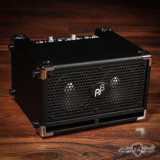 "Phil Jones Phil Jones Bass BG-120 Bass Cub Pro 2x5"" 120W Combo Amp w/ Cover – Black"