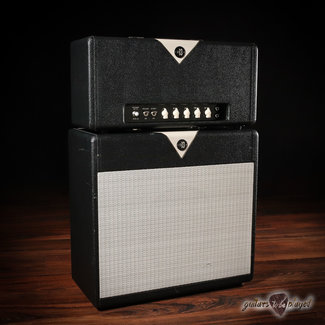 """Divided by 13 Divided by 13 BTR 23 Tube KT88 Amp Head & 1x12"""" Cab - Black"""