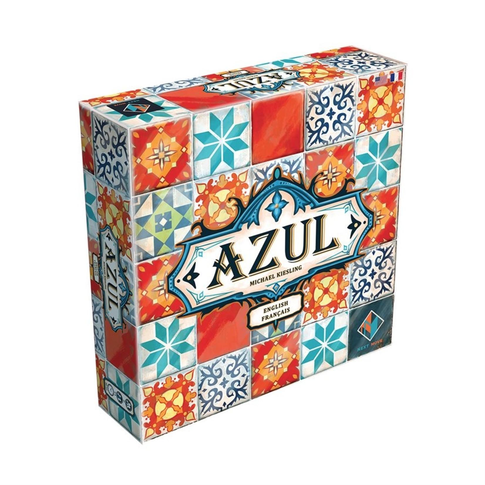 Next Move Azul (Multilingue)
