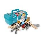 Brio Brio - Boîte à outils 49 pièces