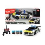 Dickie Toys Dickie - Téléguidé Police S&L 28 cm 1:16