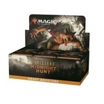 Wizard of the coast Magic the Gathering: Innistrad - Midnight Hunt Draft Boosters Box