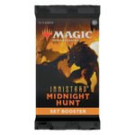Wizard of the coast Magic the Gathering: Innistrad - Midnight Hunt Set Boosters