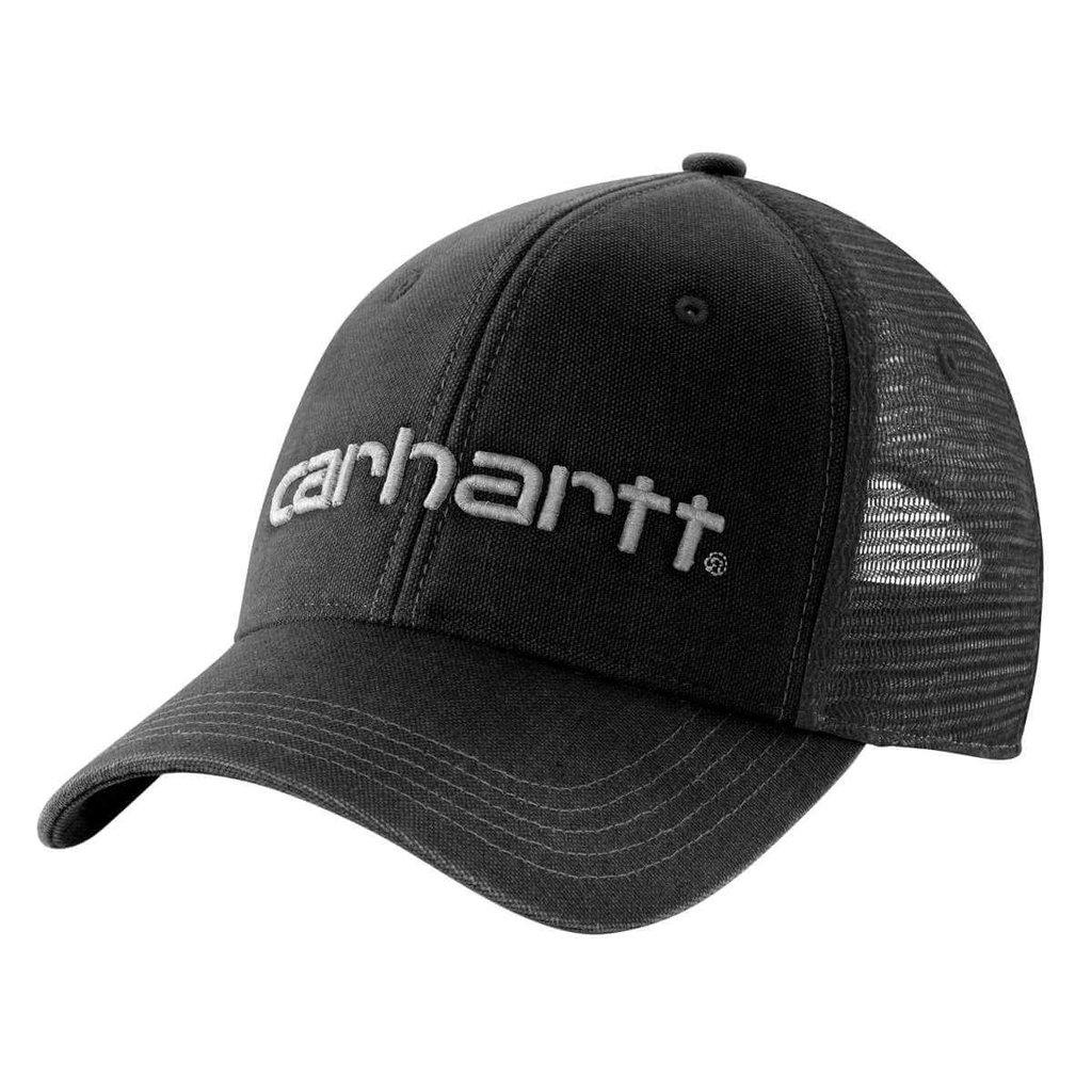 Carhartt 101195 - Canvas Mesh Back Logo Graphic Cap