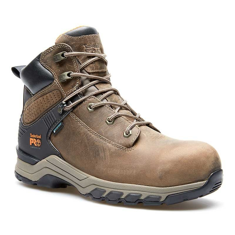 Timberland Pro 6-inch Hypercharge Safety Toe Boots