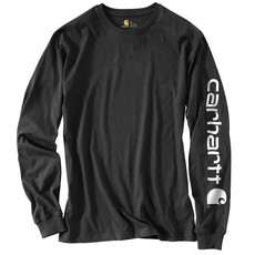 Carhartt K231 - Loose Fit Heavyweight Long-Sleeve Sleeve Graphic T-Shirt