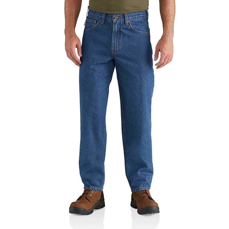 Carhartt B17 - Relaxed Fit Heavyweight 5 Pocket Tapered Jean