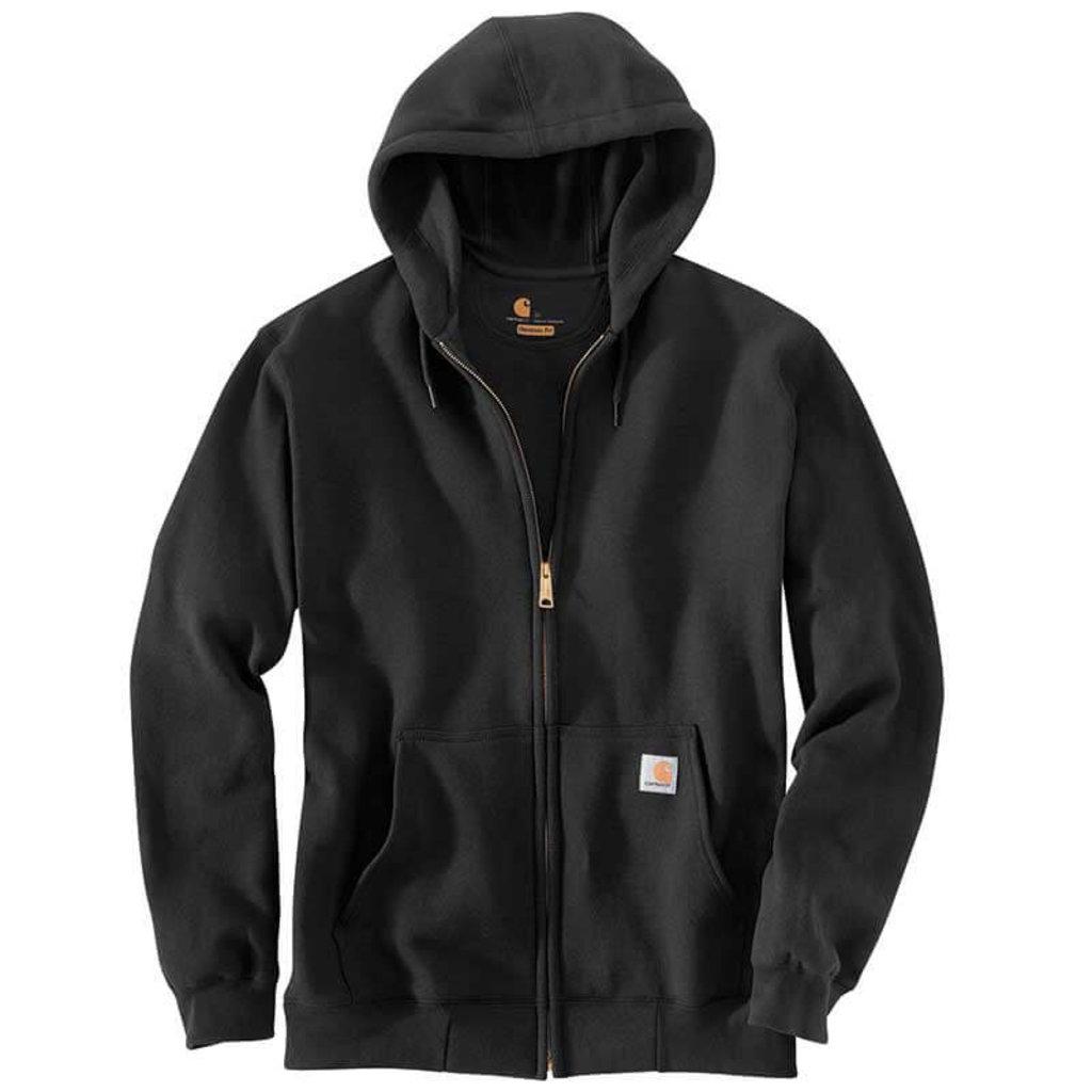Carhartt K122 - Loose Fit Midweight Front-Zip Sweatshirt