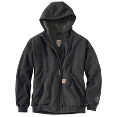 Carhartt 103308 - Rain Defender Relaxed Fit Midweight Lined Front-Zip Sweatshirt