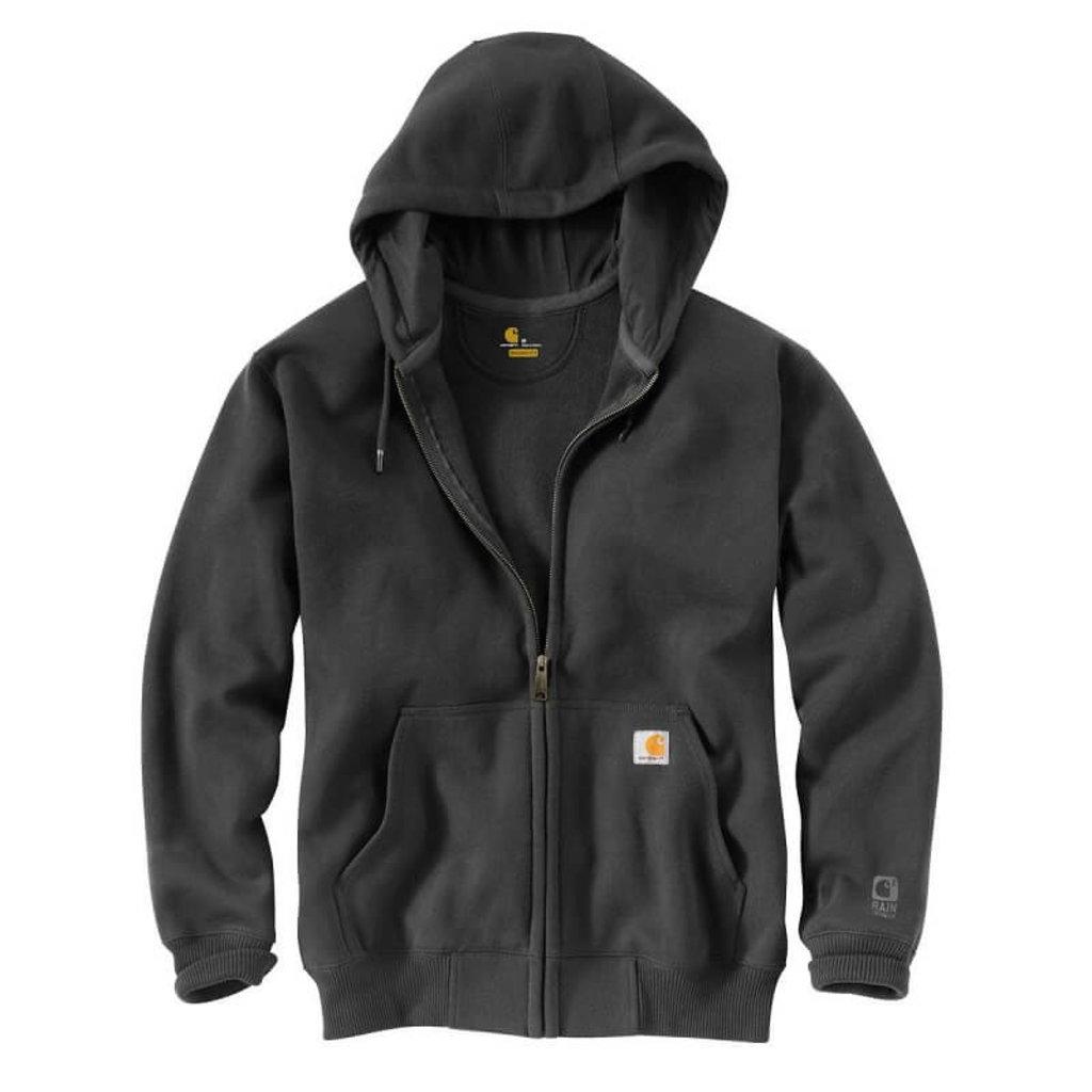 Carhartt 100614 - Rain Defender Loose Fit Heavyweight Front-Zip Sweatshirt