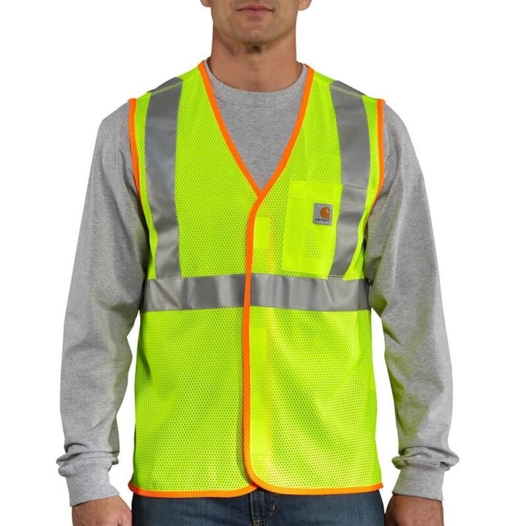 Carhartt 100501 - High Visibility Class 2 Vest