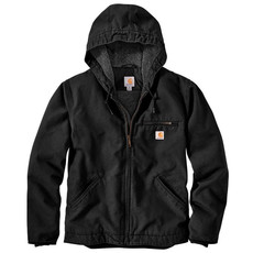 Carhartt 104392 - Washed Duck Sherpa Lined Jacket