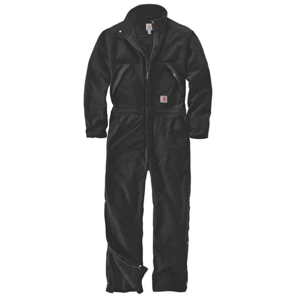 Carhartt 104396 - Loose Fit Washed Duck Insulated Coverall