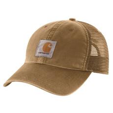 Carhartt 100286 - Canvas Mesh Back Cap