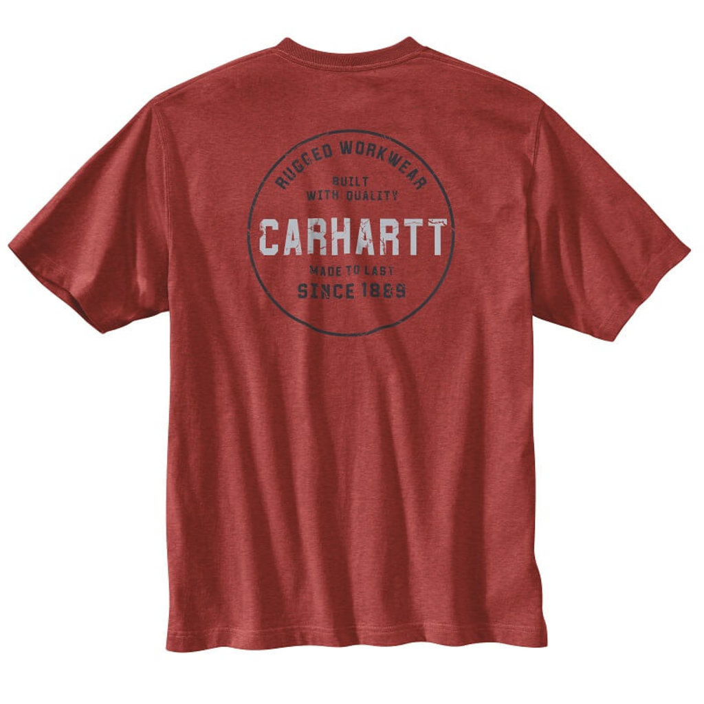 Carhartt 104178 - Rugged Graphic T-Shirt