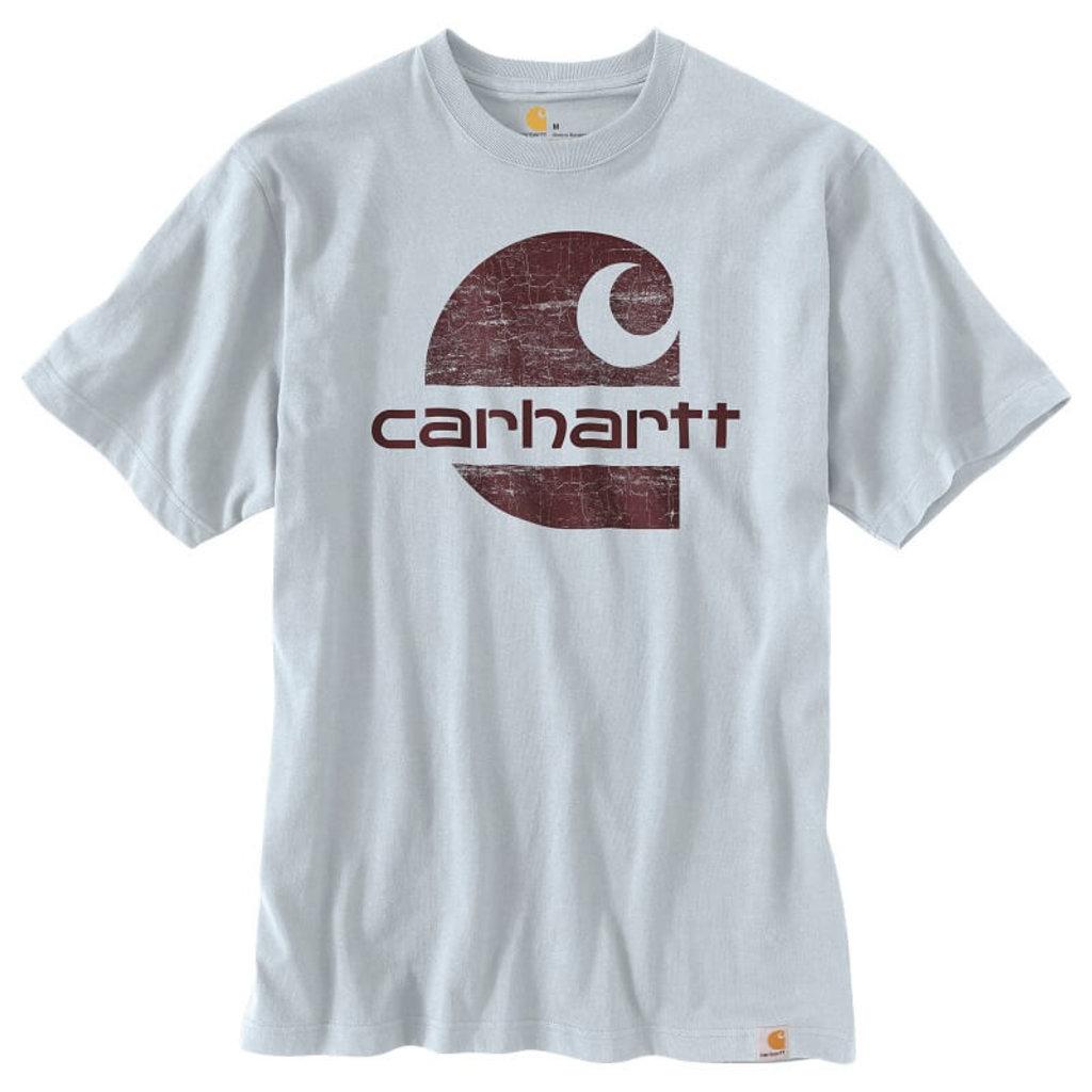 Carhartt 104387 - Heavyweight Logo Graphic T-Shirt