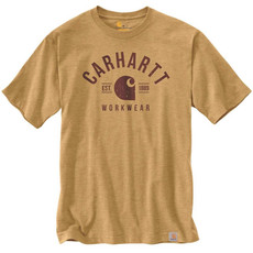 Carhartt 104582 - Relaxed Fit Heavyweight Short-Sleeve Graphic T-Shirt